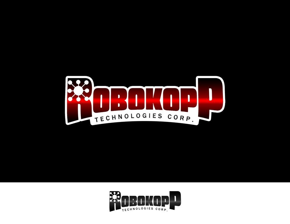 Logo Design by Juan_Kata - Entry No. 76 in the Logo Design Contest New Logo Design for Robokopp Technologies Corp..