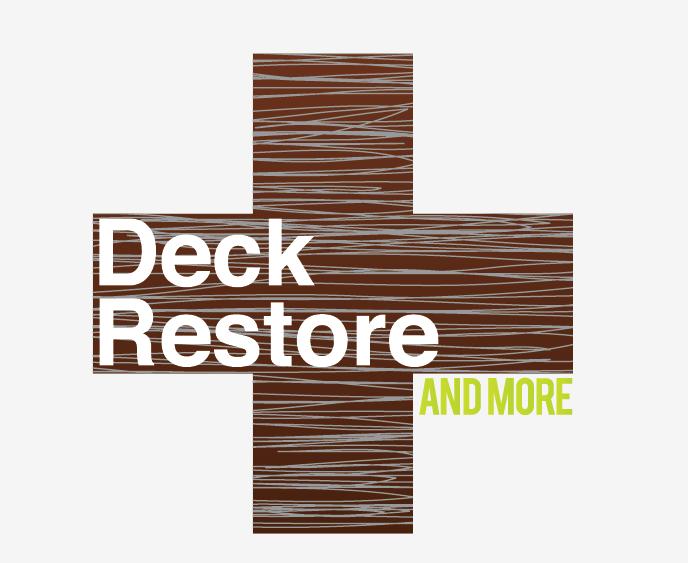 Logo Design by stu-simpson - Entry No. 49 in the Logo Design Contest Deck Restore & More.