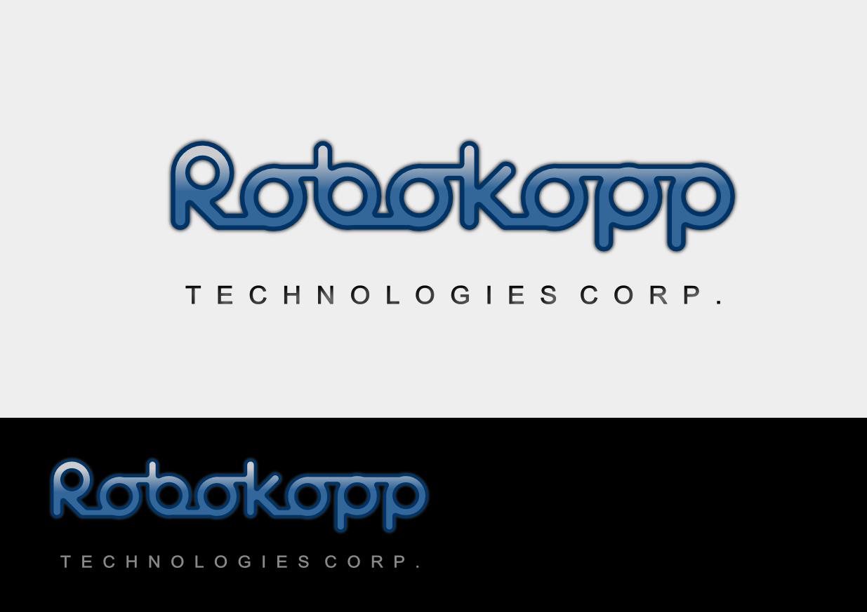 Logo Design by whoosef - Entry No. 81 in the Logo Design Contest New Logo Design for Robokopp Technologies Corp..