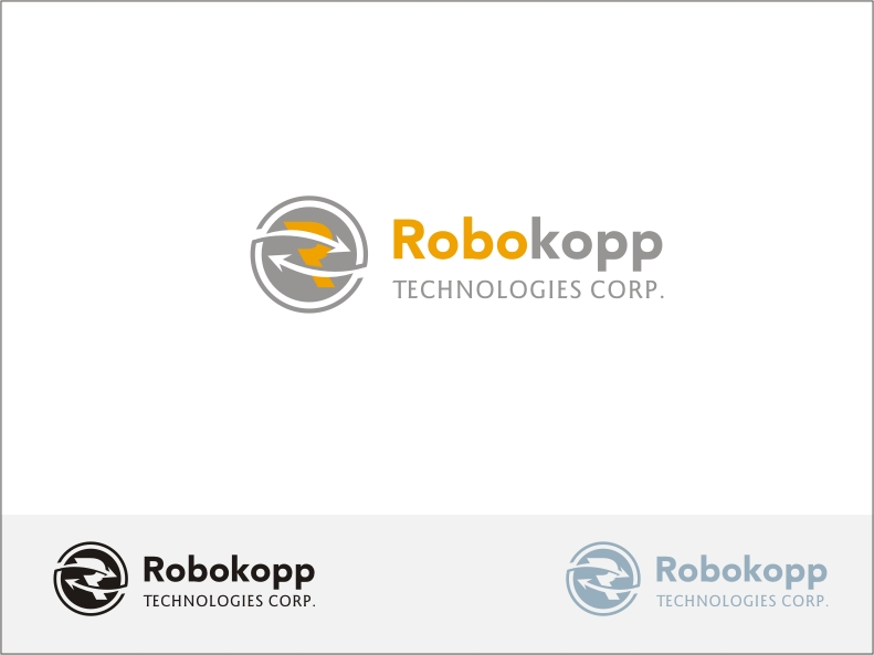 Logo Design by RED HORSE design studio - Entry No. 82 in the Logo Design Contest New Logo Design for Robokopp Technologies Corp..
