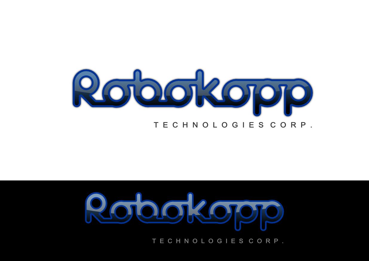 Logo Design by whoosef - Entry No. 83 in the Logo Design Contest New Logo Design for Robokopp Technologies Corp..