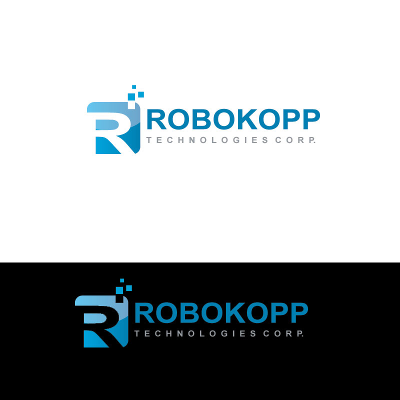 Logo Design by Private User - Entry No. 85 in the Logo Design Contest New Logo Design for Robokopp Technologies Corp..