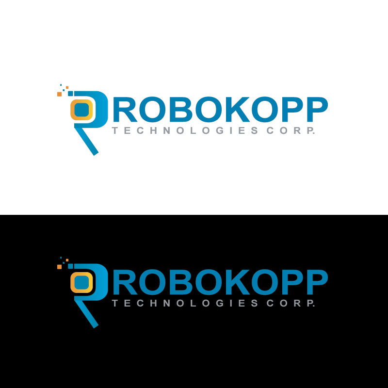 Logo Design by Private User - Entry No. 88 in the Logo Design Contest New Logo Design for Robokopp Technologies Corp..