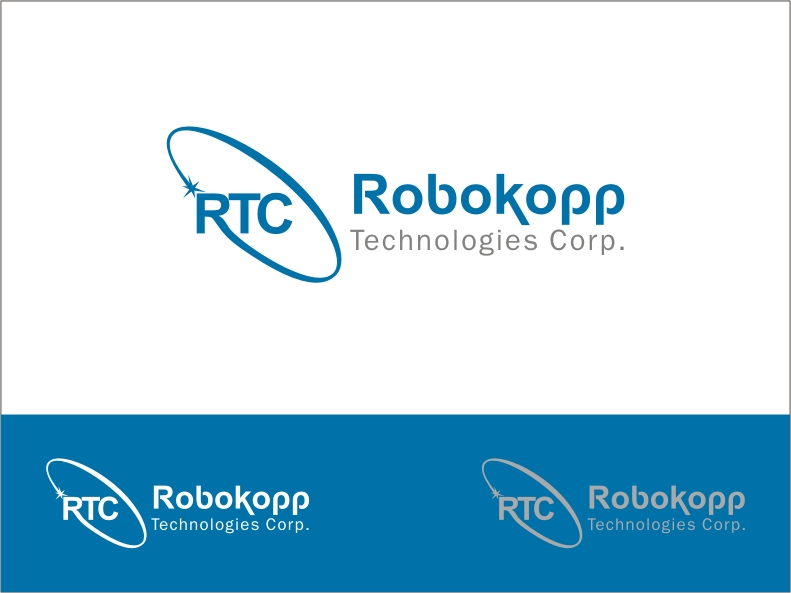 Logo Design by RED HORSE design studio - Entry No. 90 in the Logo Design Contest New Logo Design for Robokopp Technologies Corp..