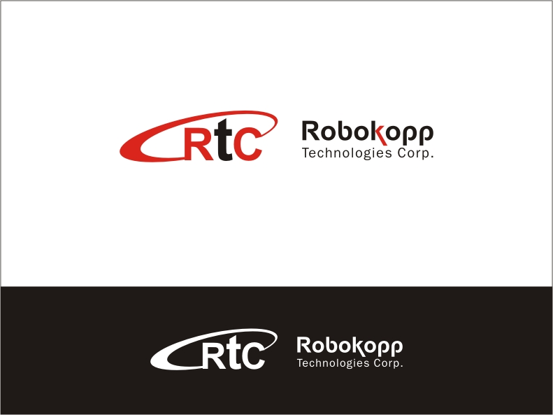 Logo Design by RED HORSE design studio - Entry No. 91 in the Logo Design Contest New Logo Design for Robokopp Technologies Corp..