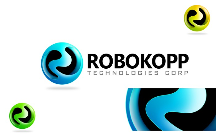 Logo Design by Respati Himawan - Entry No. 92 in the Logo Design Contest New Logo Design for Robokopp Technologies Corp..