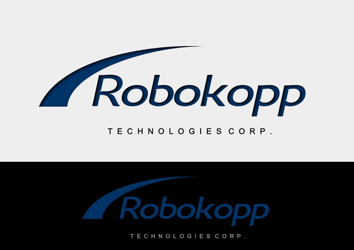 Logo Design by whoosef - Entry No. 96 in the Logo Design Contest New Logo Design for Robokopp Technologies Corp..