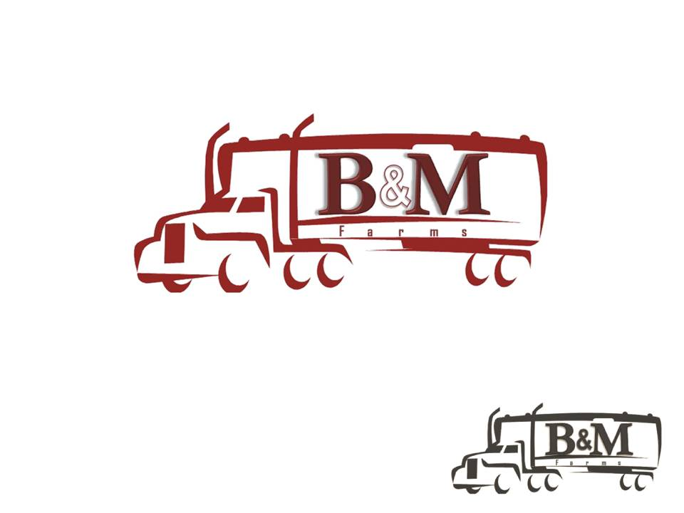 Logo Design by Private User - Entry No. 32 in the Logo Design Contest Creative Logo Design for B & M Farms, LLC.