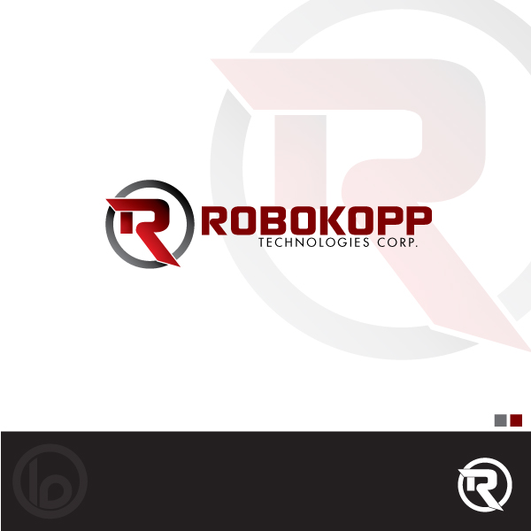 Logo Design by lumerb - Entry No. 103 in the Logo Design Contest New Logo Design for Robokopp Technologies Corp..