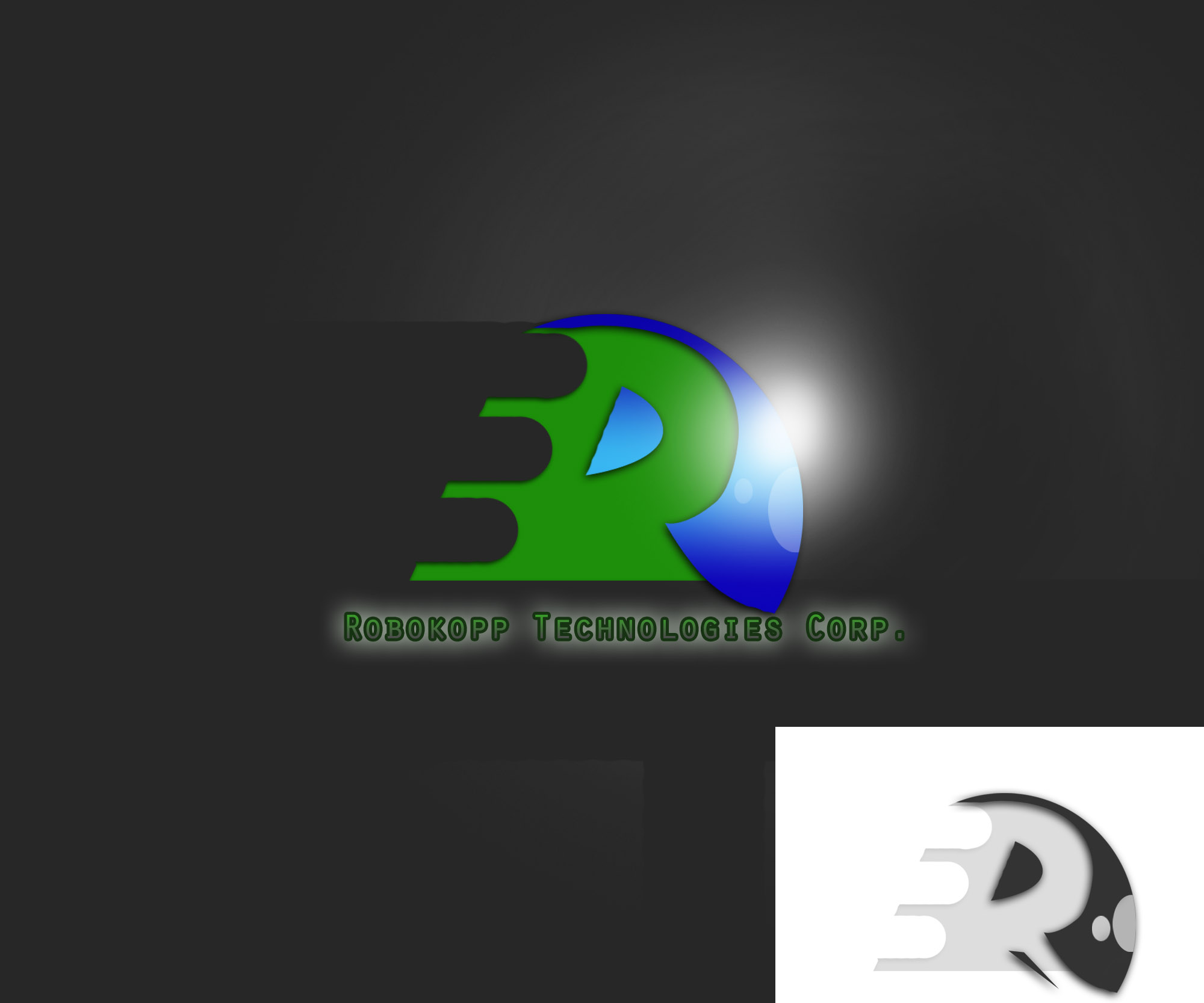 Logo Design by Private User - Entry No. 104 in the Logo Design Contest New Logo Design for Robokopp Technologies Corp..