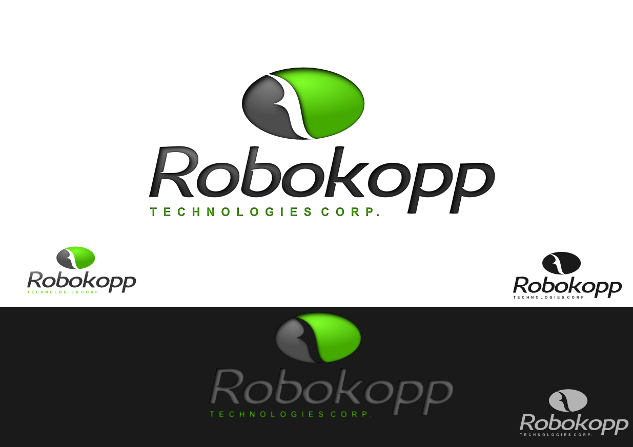Logo Design by whoosef - Entry No. 105 in the Logo Design Contest New Logo Design for Robokopp Technologies Corp..