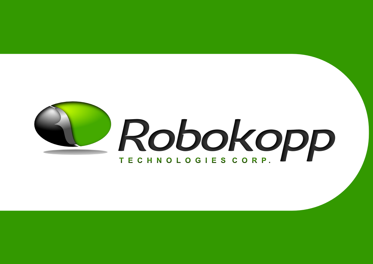 Logo Design by whoosef - Entry No. 107 in the Logo Design Contest New Logo Design for Robokopp Technologies Corp..