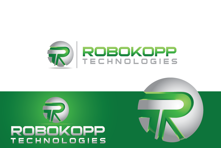 Logo Design by Private User - Entry No. 109 in the Logo Design Contest New Logo Design for Robokopp Technologies Corp..
