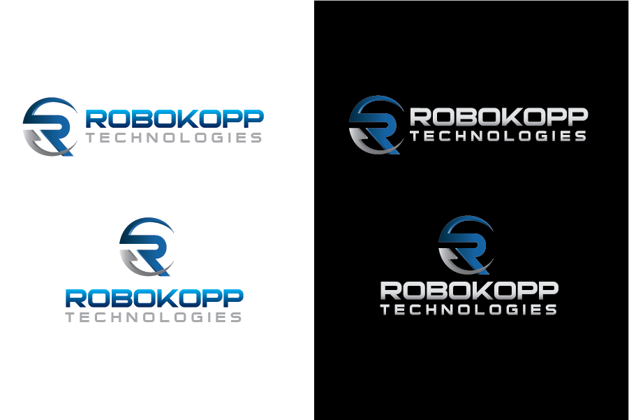 Logo Design by Private User - Entry No. 110 in the Logo Design Contest New Logo Design for Robokopp Technologies Corp..