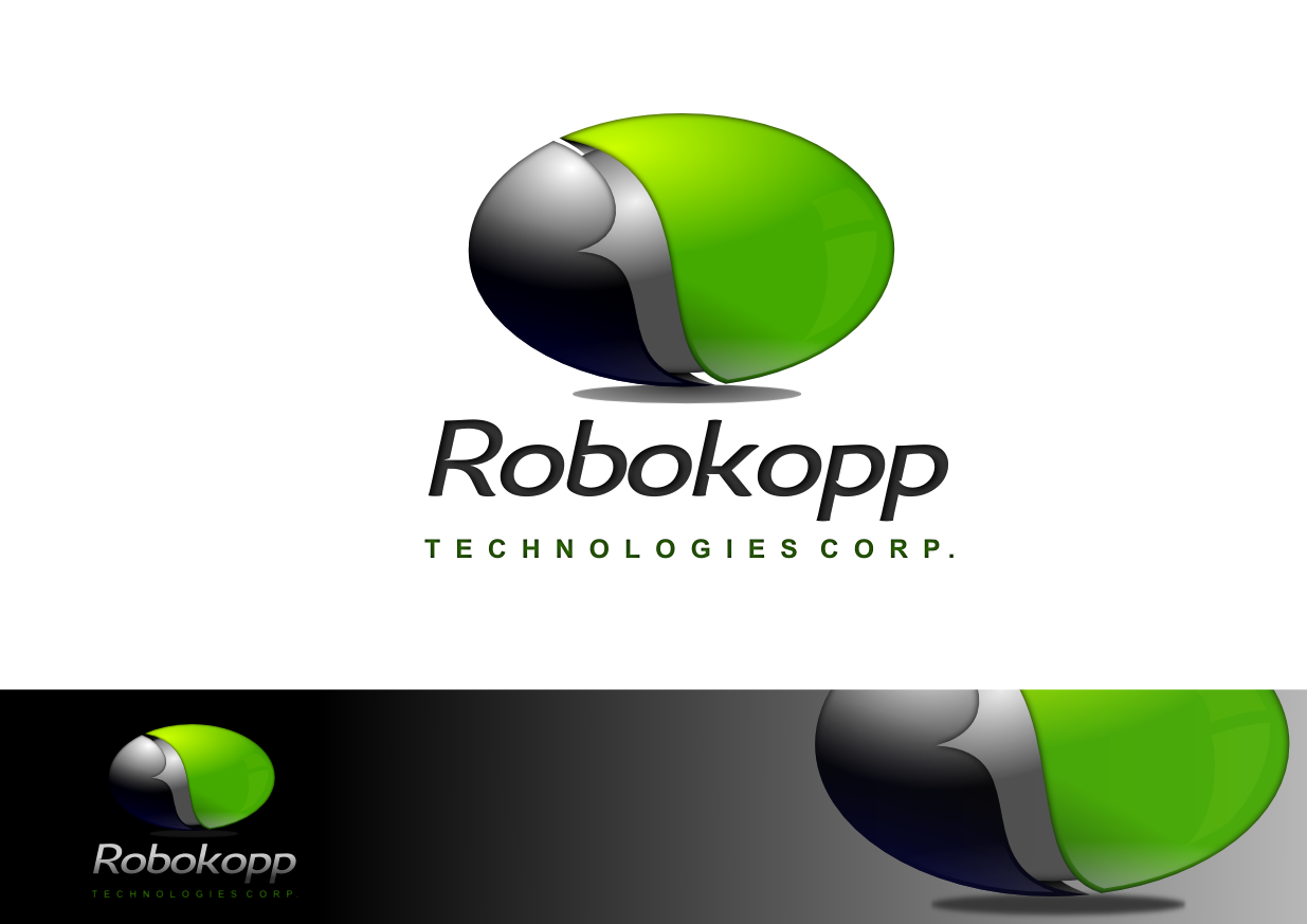 Logo Design by whoosef - Entry No. 112 in the Logo Design Contest New Logo Design for Robokopp Technologies Corp..