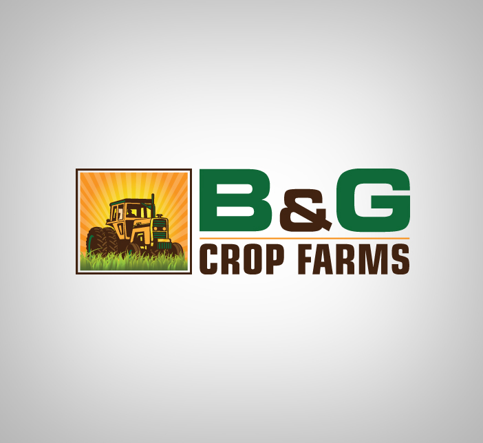 Logo Design by nausigeo - Entry No. 18 in the Logo Design Contest Artistic Logo Design for B & G Crop Farms.