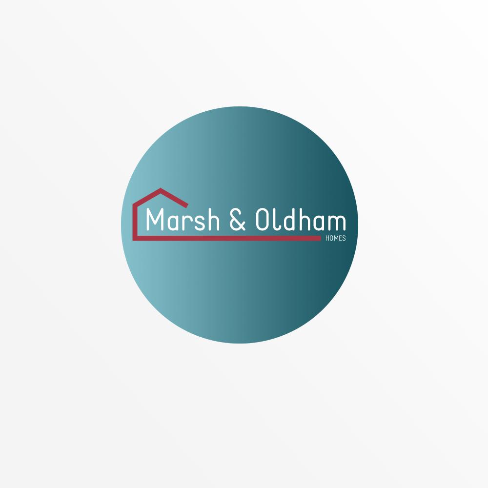 Logo Design by Utkarsh Bhandari - Entry No. 6 in the Logo Design Contest Artistic Logo Design for Marsh & Oldham Homes.