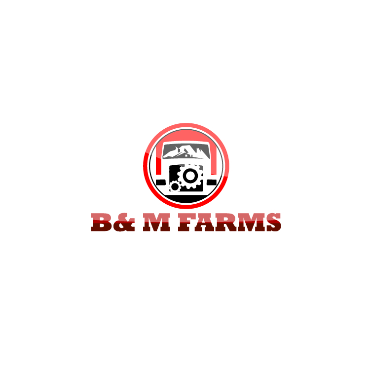 Logo Design by lagalag - Entry No. 36 in the Logo Design Contest Creative Logo Design for B & M Farms, LLC.