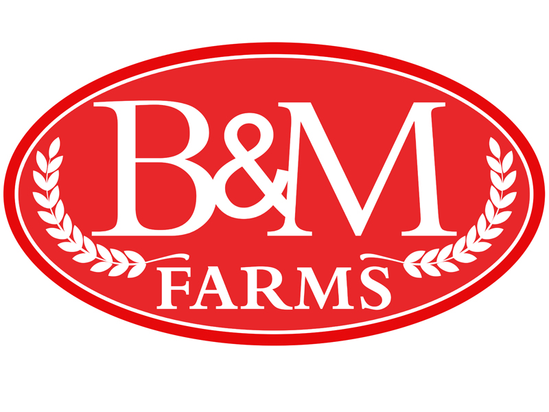 Logo Design by Private User - Entry No. 43 in the Logo Design Contest Creative Logo Design for B & M Farms, LLC.