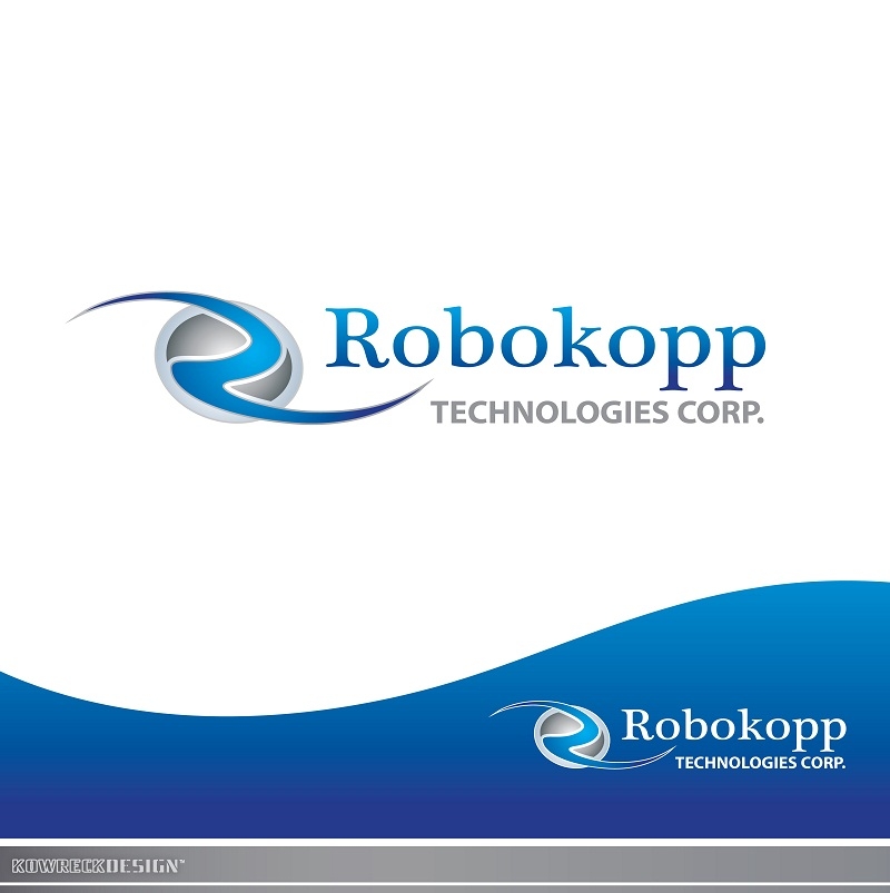 Logo Design by kowreck - Entry No. 144 in the Logo Design Contest New Logo Design for Robokopp Technologies Corp..