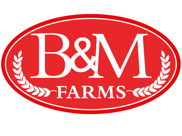 Logo Design by Robert Turla - Entry No. 45 in the Logo Design Contest Creative Logo Design for B & M Farms, LLC.