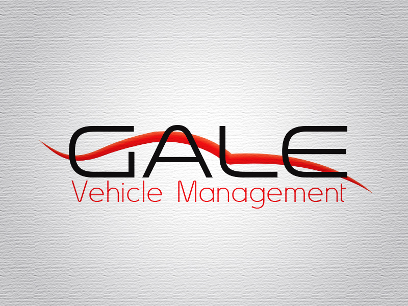 Logo Design by Mythos Designs - Entry No. 8 in the Logo Design Contest Artistic Logo Design for Gale Vehicle Management.