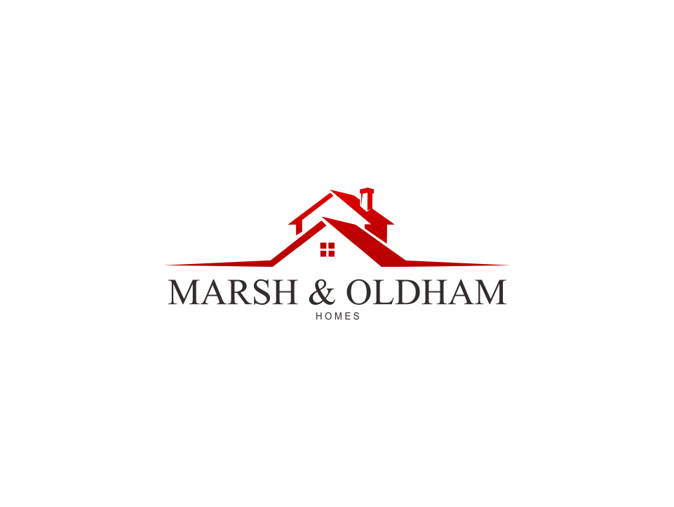 Logo Design by Mitchnick Sunardi - Entry No. 19 in the Logo Design Contest Artistic Logo Design for Marsh & Oldham Homes.