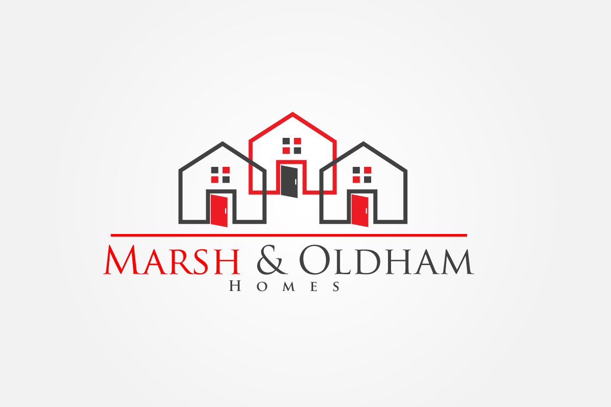 Logo Design by Jagdeep Singh - Entry No. 21 in the Logo Design Contest Artistic Logo Design for Marsh & Oldham Homes.