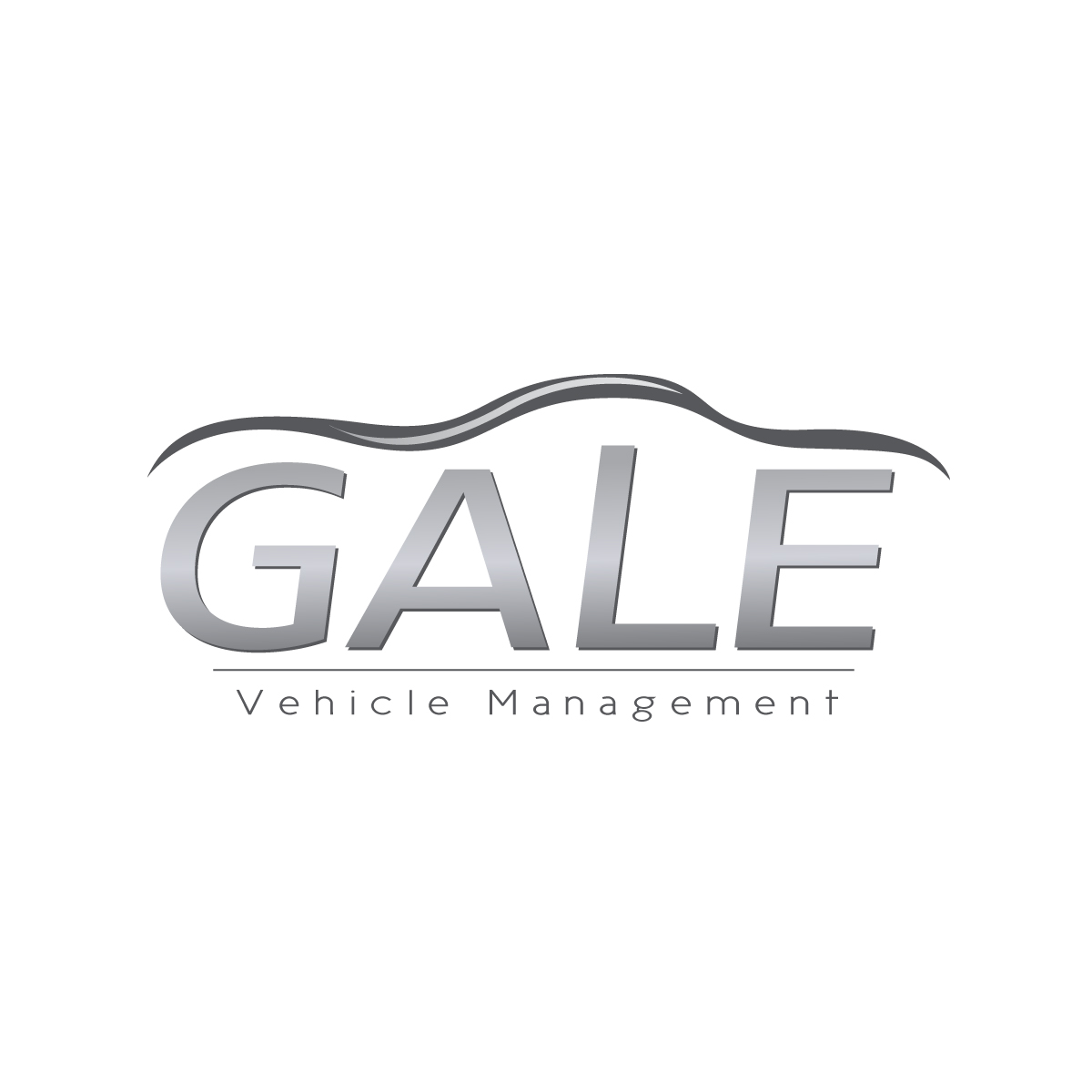 Logo Design by Diane Dunbrack - Entry No. 10 in the Logo Design Contest Artistic Logo Design for Gale Vehicle Management.