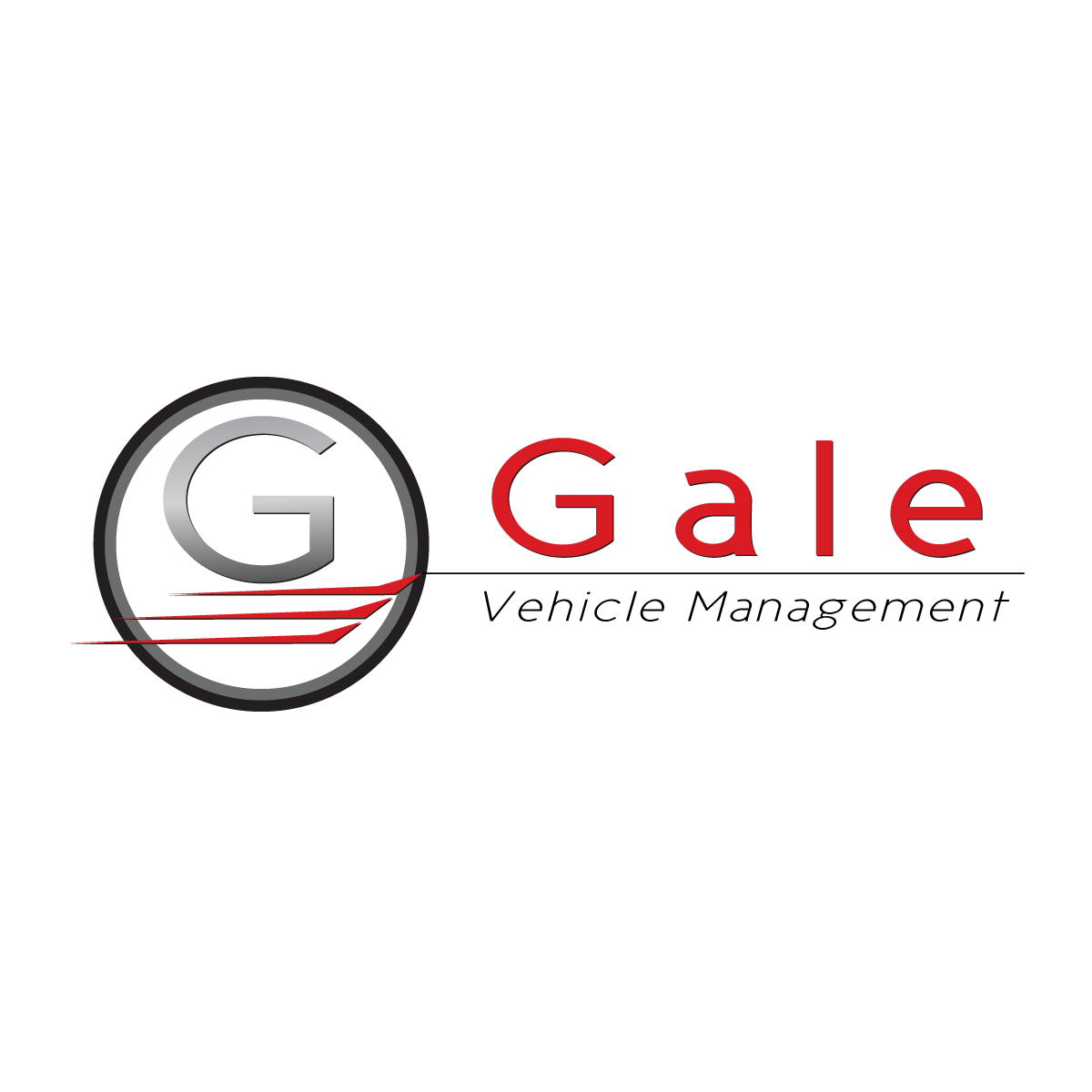 Logo Design by Diane Dunbrack - Entry No. 11 in the Logo Design Contest Artistic Logo Design for Gale Vehicle Management.
