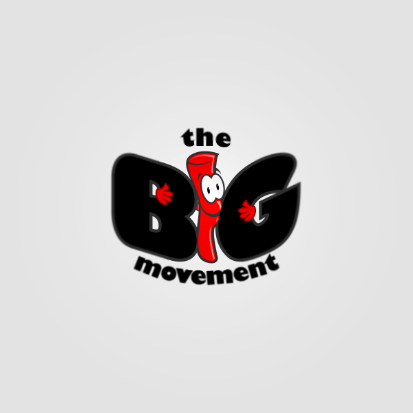 Logo Design by Private User - Entry No. 17 in the Logo Design Contest Warm, Fun & Friendly Logo Design for BIG UK.