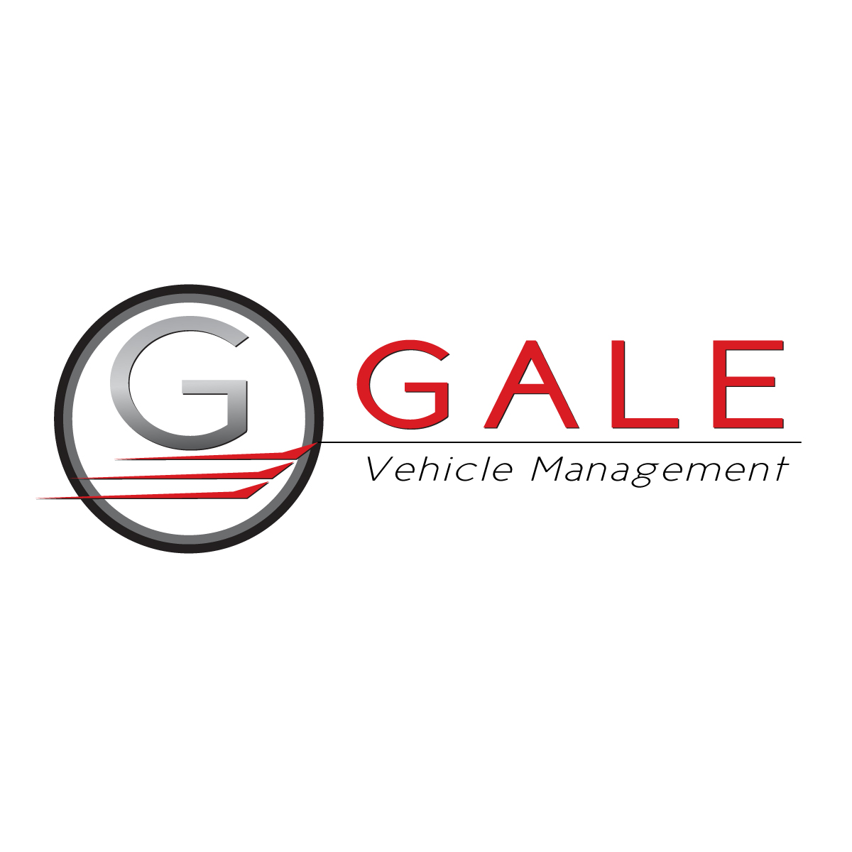 Logo Design by Diane Dunbrack - Entry No. 14 in the Logo Design Contest Artistic Logo Design for Gale Vehicle Management.