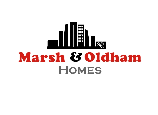 Logo Design by Raluca-Elena Ionita - Entry No. 25 in the Logo Design Contest Artistic Logo Design for Marsh & Oldham Homes.