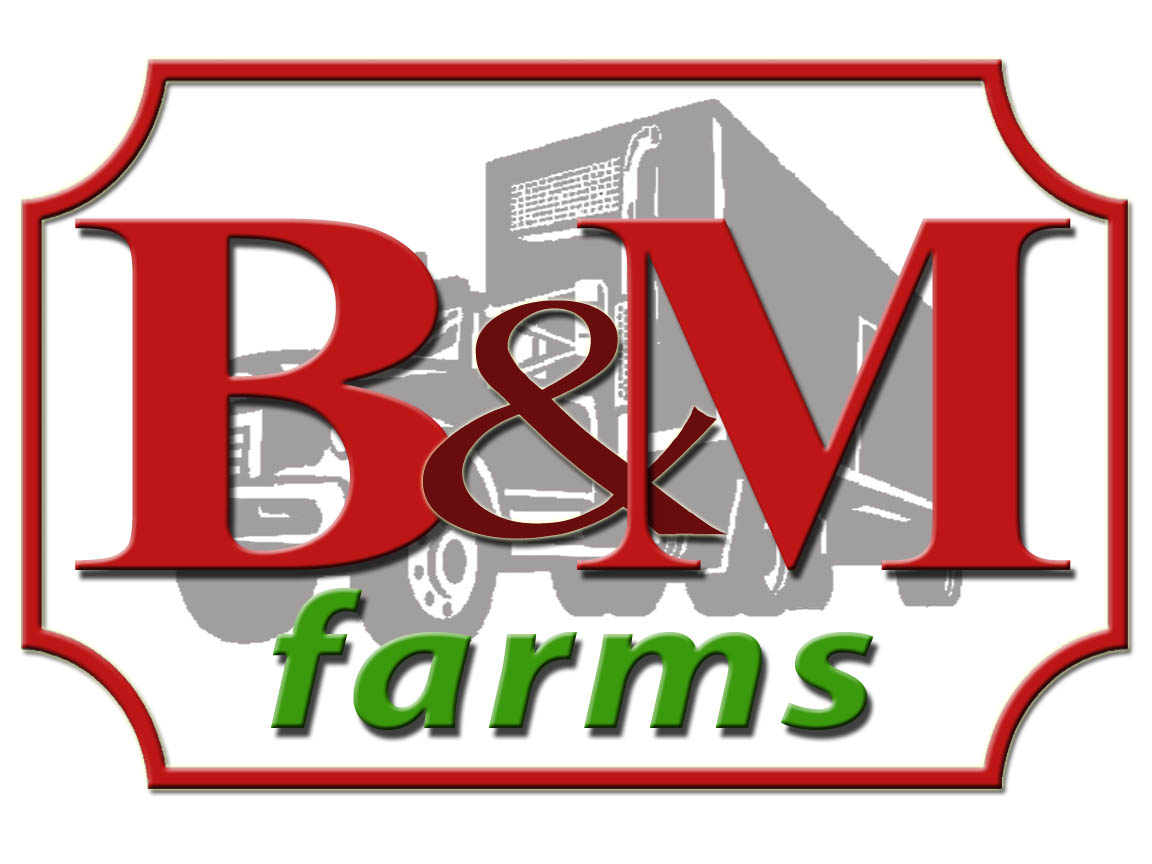 Logo Design by Private User - Entry No. 53 in the Logo Design Contest Creative Logo Design for B & M Farms, LLC.
