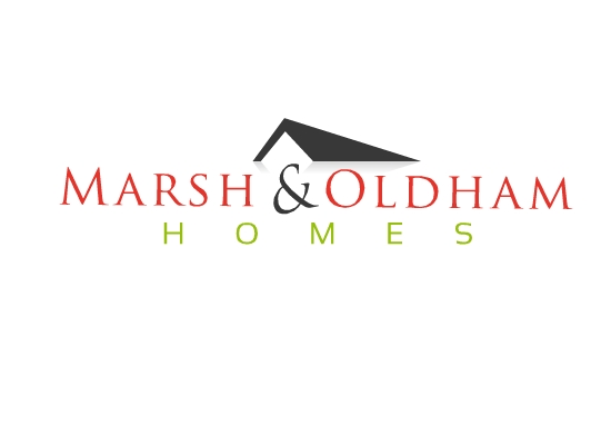 Logo Design by Raluca-Elena Ionita - Entry No. 26 in the Logo Design Contest Artistic Logo Design for Marsh & Oldham Homes.