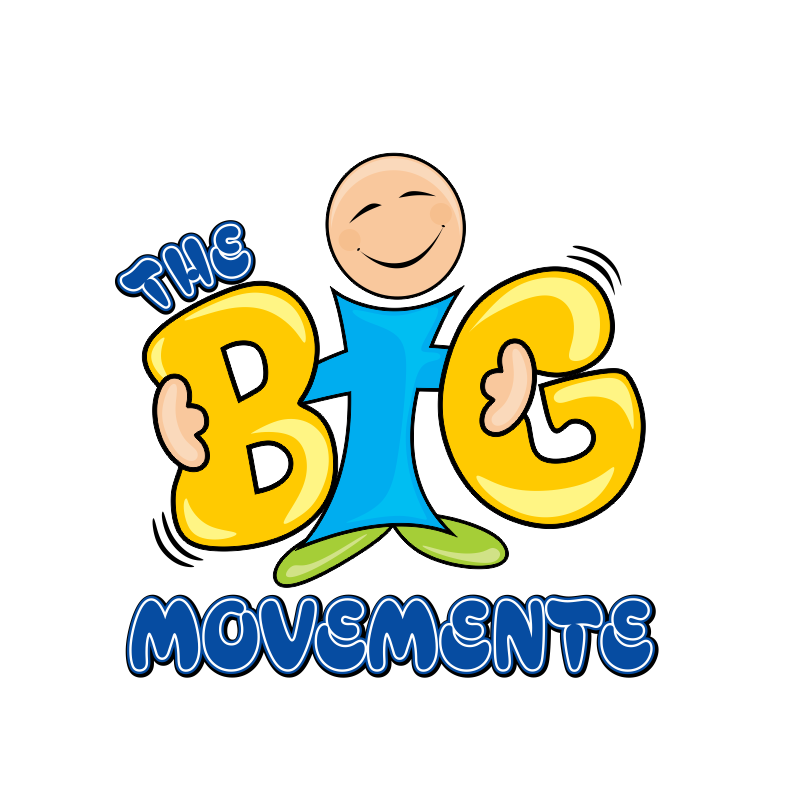 Logo Design by moisesf - Entry No. 23 in the Logo Design Contest Warm, Fun & Friendly Logo Design for BIG UK.