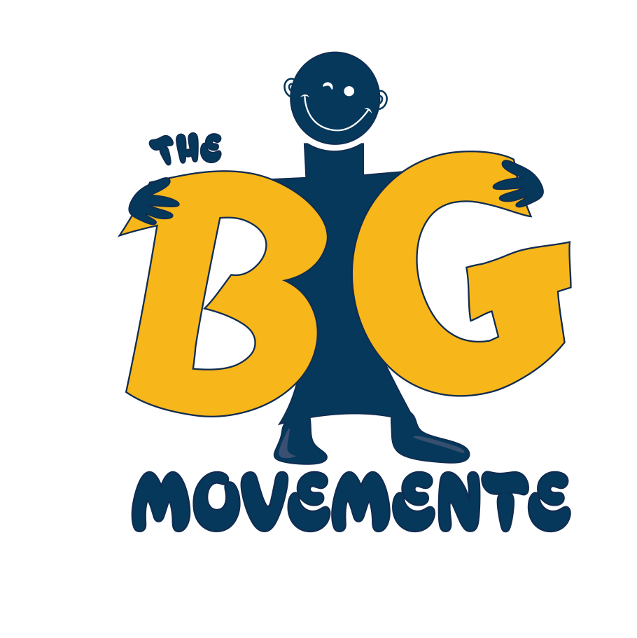 Logo Design by moisesf - Entry No. 29 in the Logo Design Contest Warm, Fun & Friendly Logo Design for BIG UK.
