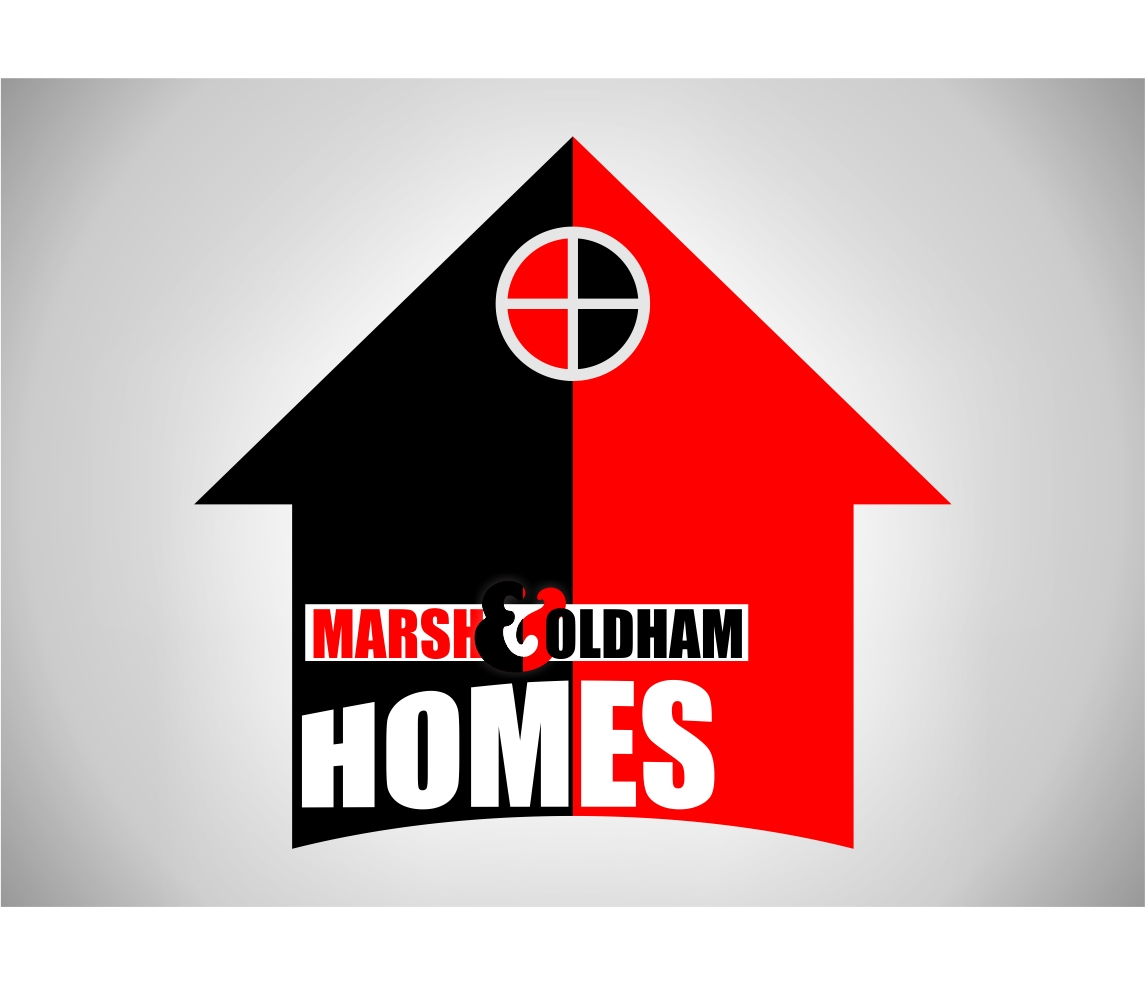 Logo Design by Crispin Vasquez - Entry No. 28 in the Logo Design Contest Artistic Logo Design for Marsh & Oldham Homes.