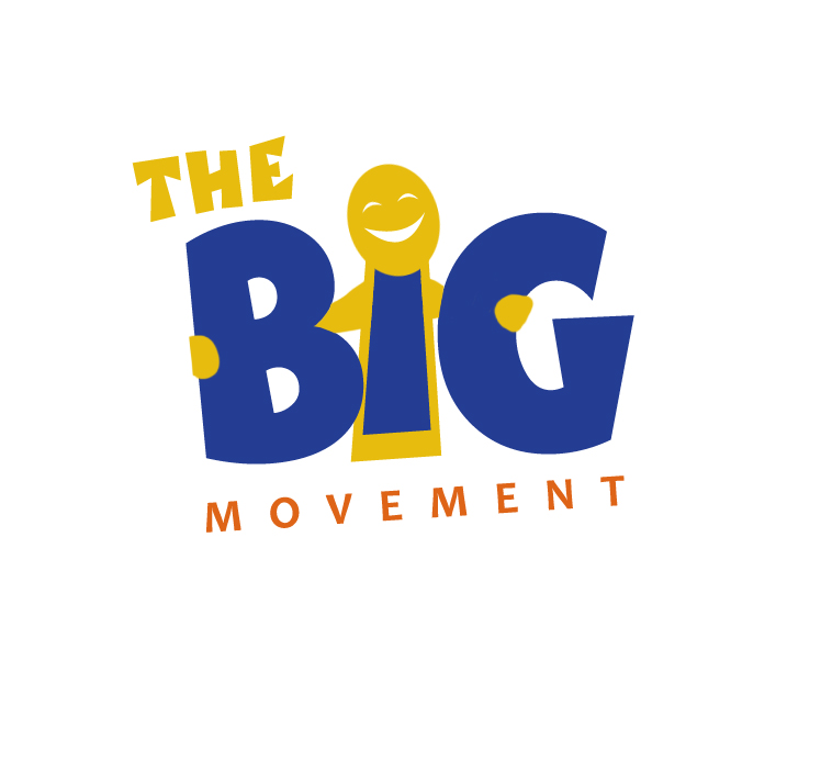 Logo Design by elmd - Entry No. 31 in the Logo Design Contest Warm, Fun & Friendly Logo Design for BIG UK.