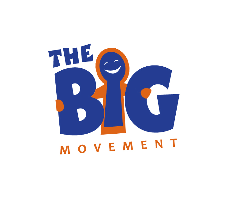 Logo Design by elmd - Entry No. 32 in the Logo Design Contest Warm, Fun & Friendly Logo Design for BIG UK.