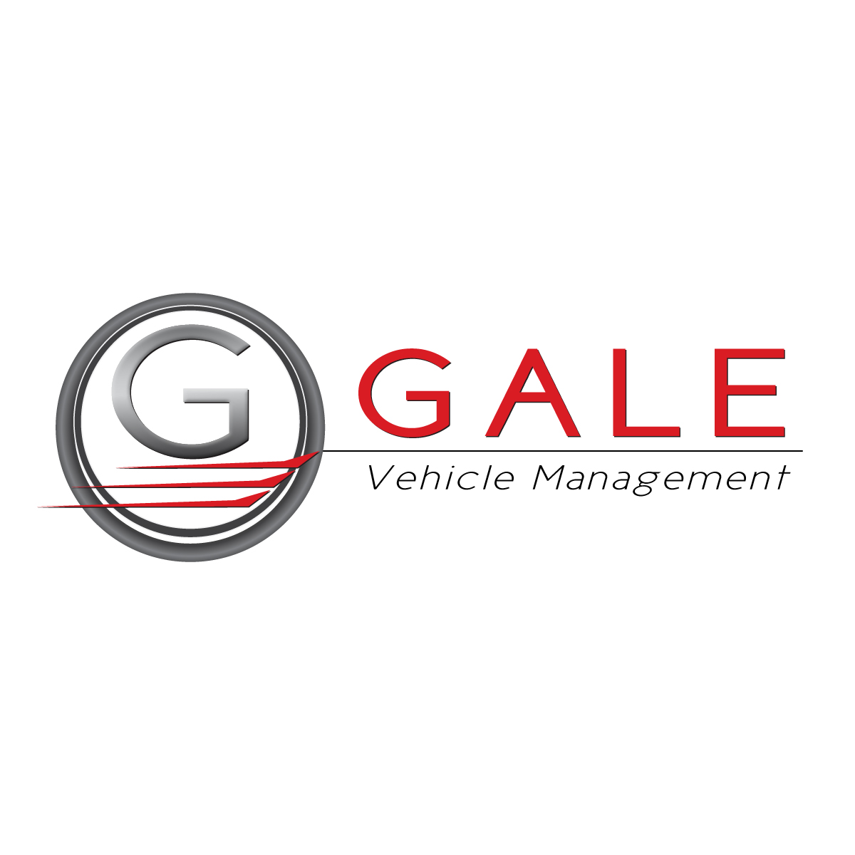 Logo Design by Diane Dunbrack - Entry No. 19 in the Logo Design Contest Artistic Logo Design for Gale Vehicle Management.