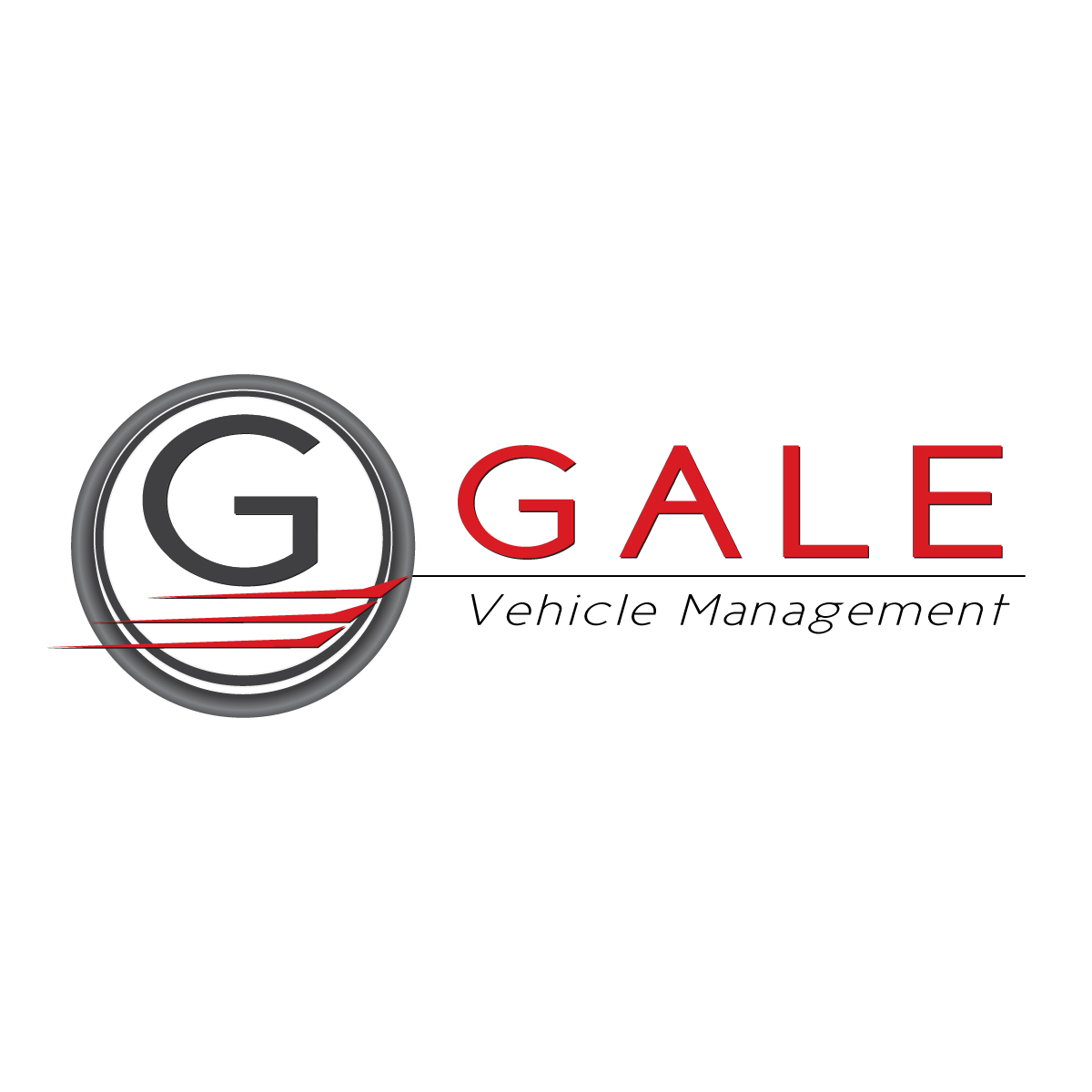 Logo Design by Diane Dunbrack - Entry No. 20 in the Logo Design Contest Artistic Logo Design for Gale Vehicle Management.