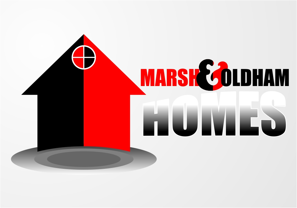 Logo Design by Crispin Vasquez - Entry No. 30 in the Logo Design Contest Artistic Logo Design for Marsh & Oldham Homes.