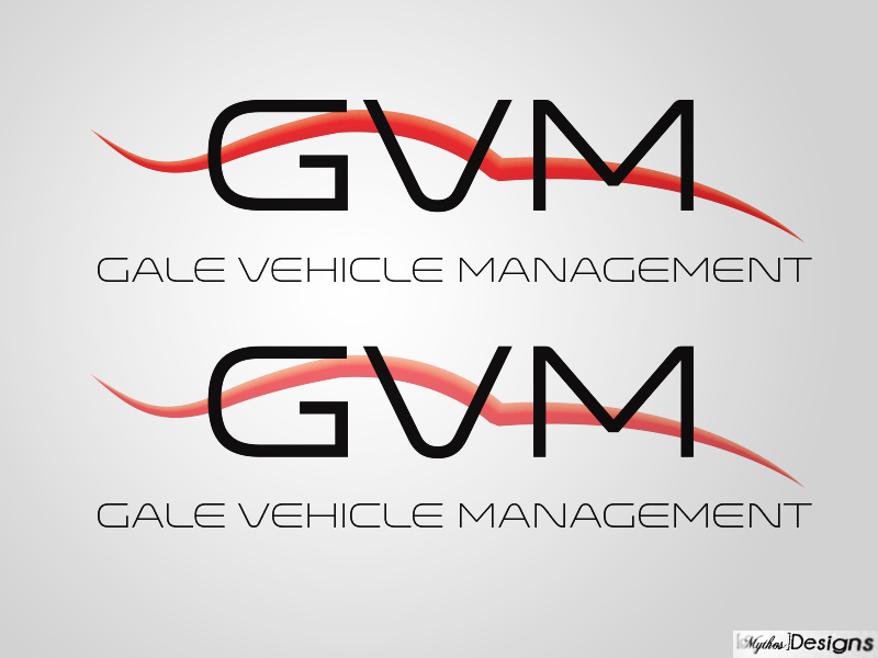 Logo Design by Mythos Designs - Entry No. 25 in the Logo Design Contest Artistic Logo Design for Gale Vehicle Management.