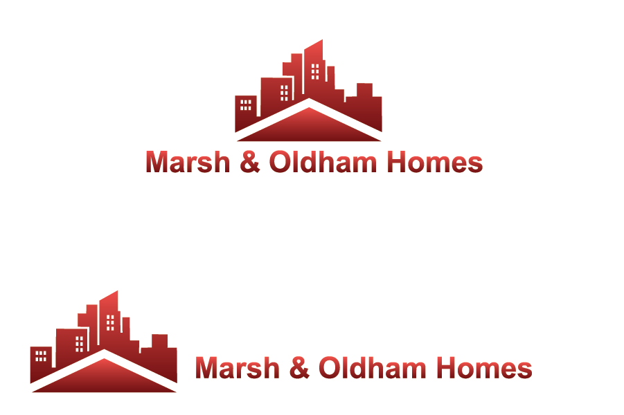 Logo Design by Private User - Entry No. 32 in the Logo Design Contest Artistic Logo Design for Marsh & Oldham Homes.