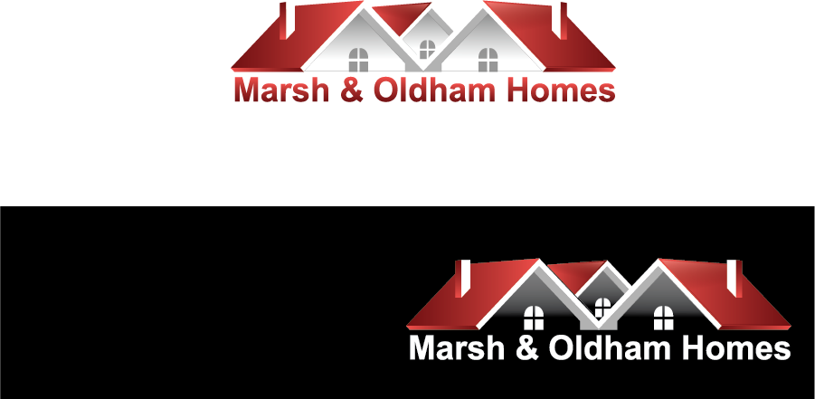 Logo Design by Private User - Entry No. 34 in the Logo Design Contest Artistic Logo Design for Marsh & Oldham Homes.
