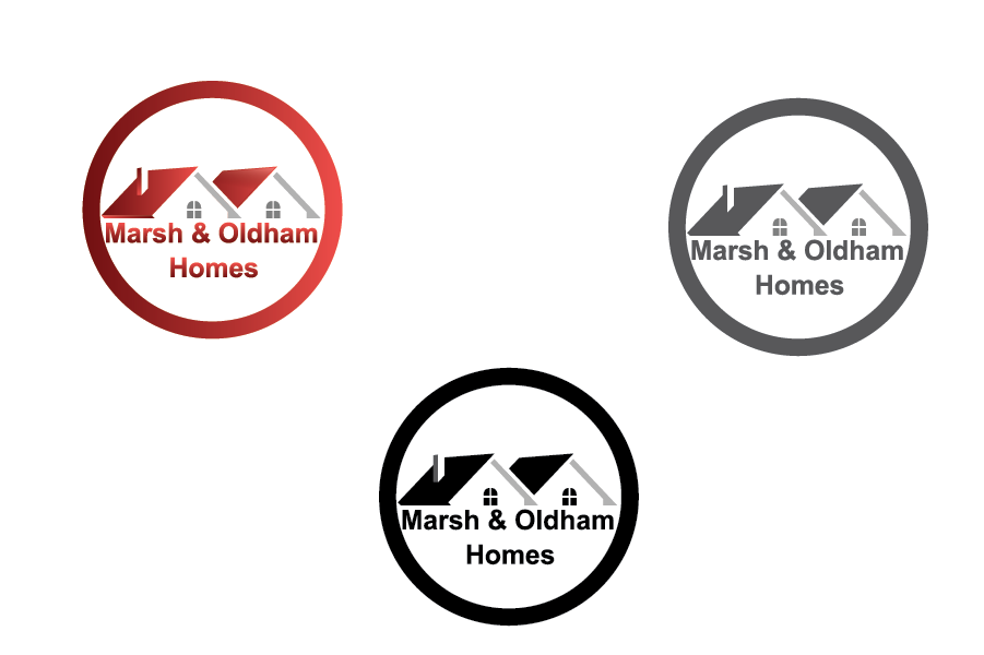 Logo Design by Private User - Entry No. 36 in the Logo Design Contest Artistic Logo Design for Marsh & Oldham Homes.