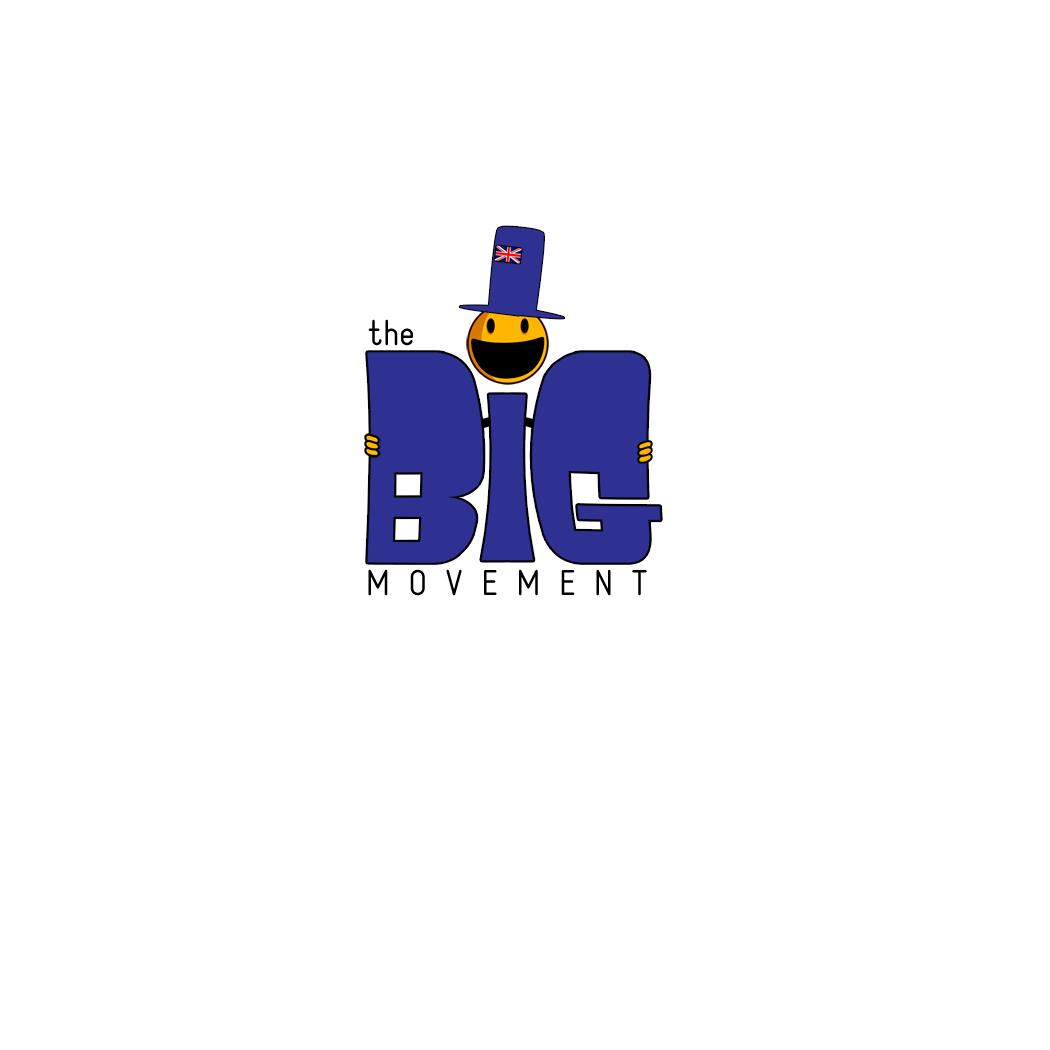 Logo Design by Utkarsh Bhandari - Entry No. 50 in the Logo Design Contest Warm, Fun & Friendly Logo Design for BIG UK.