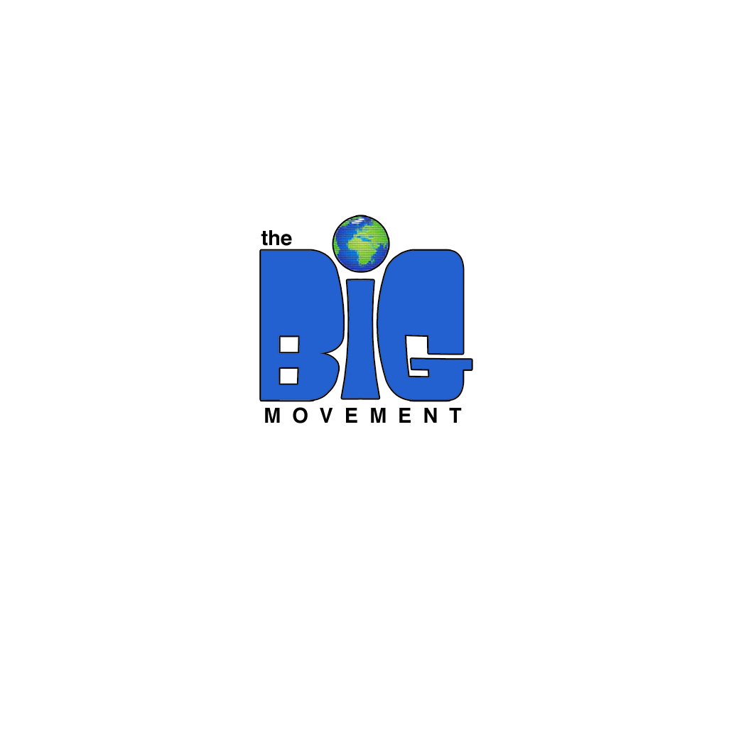 Logo Design by Utkarsh Bhandari - Entry No. 51 in the Logo Design Contest Warm, Fun & Friendly Logo Design for BIG UK.