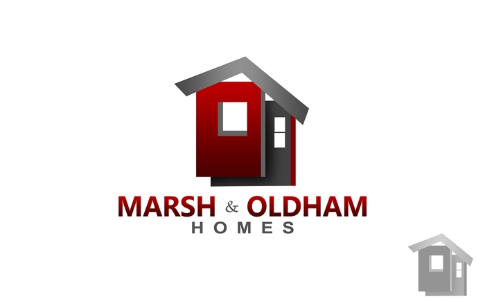 Logo Design by Respati Himawan - Entry No. 42 in the Logo Design Contest Artistic Logo Design for Marsh & Oldham Homes.